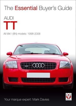 Audi TT All Mk1 (8N) models: 1998-2006