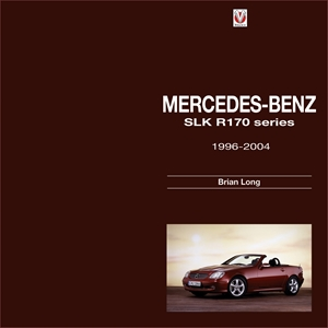 Mercedes-Benz SLK R170 series 1996-2004