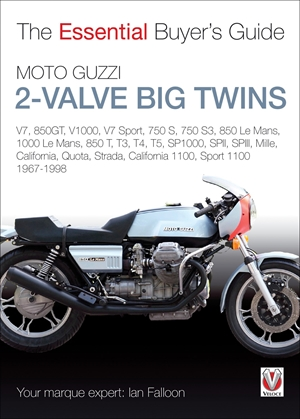 Moto Guzzi 2-valve big twins