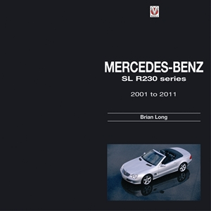 Mercedes-Benz SL R230 series