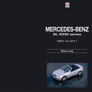 Mercedes-Benz SL R230 series