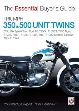 Triumph 350 & 500 Unit Twins 1957 to 1974
