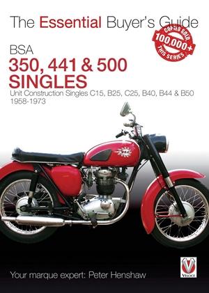 BSA 350, 441 & 500 Singles