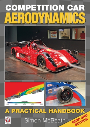 Competition Car Aerodynamics, New 3rd Edition