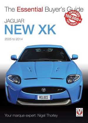 Jaguar New XK 2005 to 2014