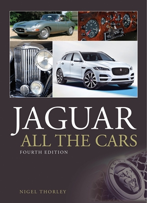 Jaguar - All the Cars 4th Edition