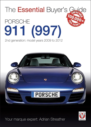 Porsche 911 (997) - 2nd generation: model years 2009 to 2012