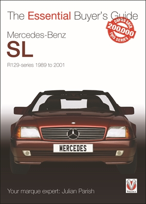 Mercedes-Benz SL R129-series 1989 to 2001