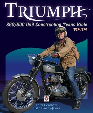 Triumph 350/500 Unit-Construction Twins Bible