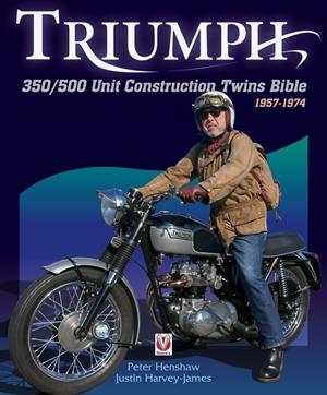 Triumph 350/500 Unit-Construction Twins Bible