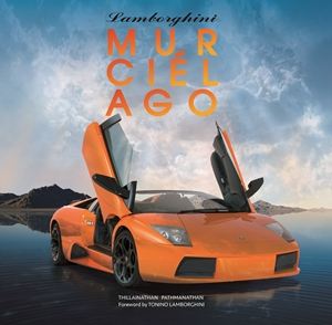 The Book of the Lamborghini Murciélago