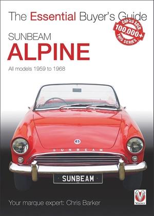 Sunbeam Alpine All models 1959 to 1968