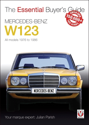 Mercedes-Benz W123 All models 1976 to 1986