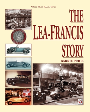 The Lea-Francis Story