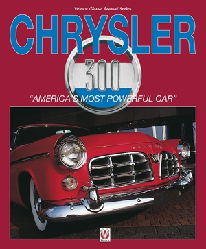"Chrysler 300 ""America's Most Powerful Car"""