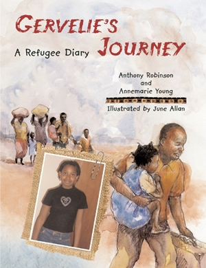 Gervelie's Journey A Refugee Diary
