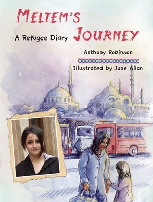 Meltem's Journey A Refugee Diary