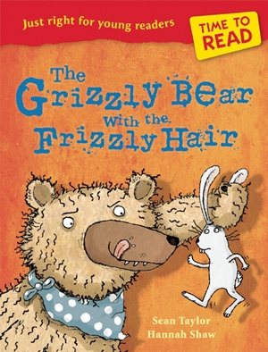 Time to Read: The Grizzly Bear with the Frizzly Hair