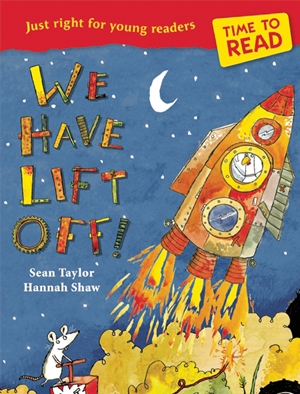 Time to Read: We Have Lift-Off!