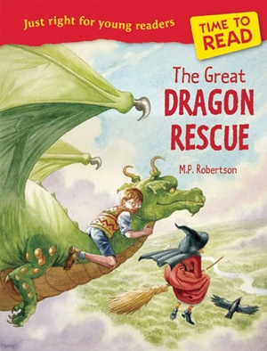 Time to Read: The Great Dragon Rescue