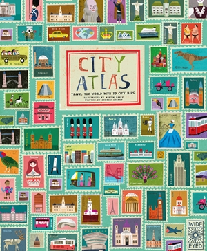 City Atlas Discover the personality of the world's best-loved cities in this illustrated book of maps