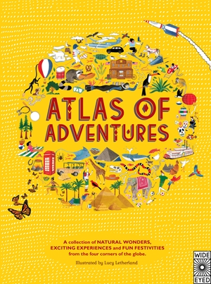 Cover of Atlas of Adventures 9781847806956