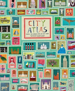 City Atlas Travel the World with 30 City Maps