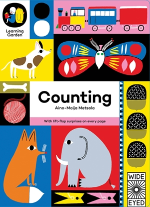Counting With lift-flap surprises on every page