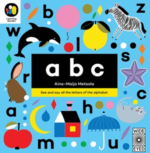 ABC See and say all the letters of the alphabet
