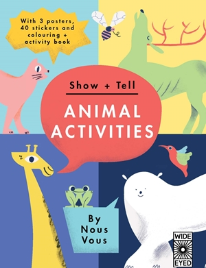 Show + Tell: Animal Activities