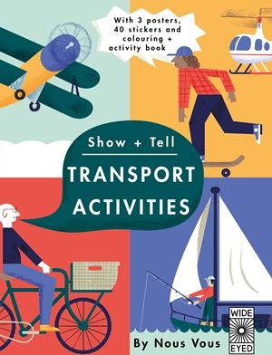 Show + Tell: Transport Activities
