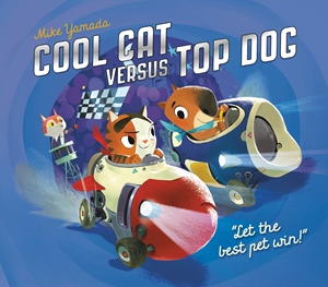 Cool Cat versus Top Dog