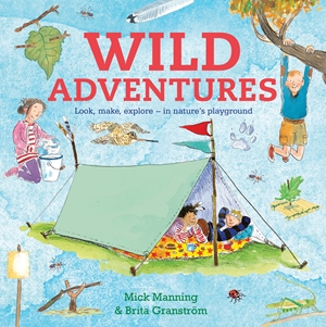 Cover of Wild Adventures 9781847807540