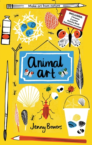 Cover of Little Collectors: Animal Art 9781847807731