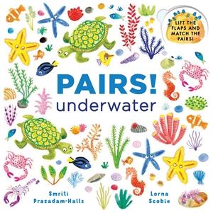 Pairs! Underwater