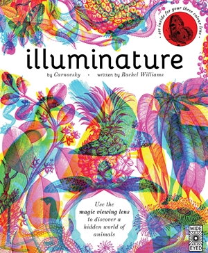 Illuminature Discover 180 animals with your magic three colour lens