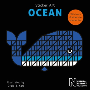 Sticker Art Ocean