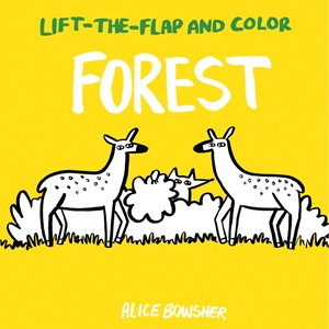 Lift-the-flap and Color Forest
