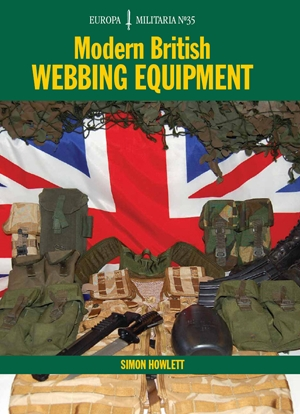 Modern British Webbing Equipment