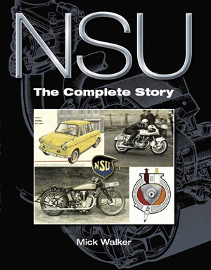 NSU  The Complete Story