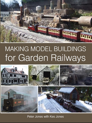 Making Model Buildings for Garden Railways