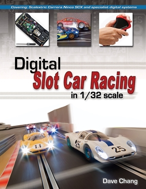 Digital Slot Car Racing in 1/32 scale