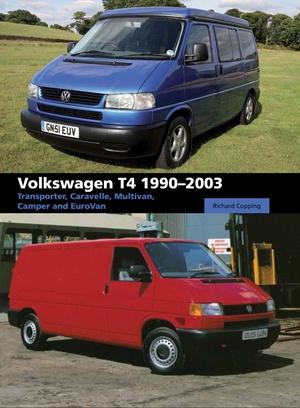 Volkswagen T4 Transporter, Caravelle, Multivan, Camper and Eurovan