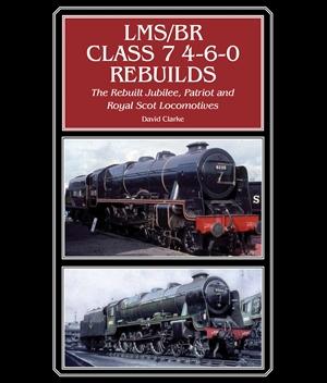 LMS/BR Class 7 4-6-0 Rebuilds