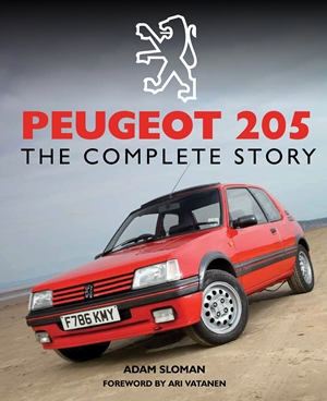 Peugeot 205 The Complete Story
