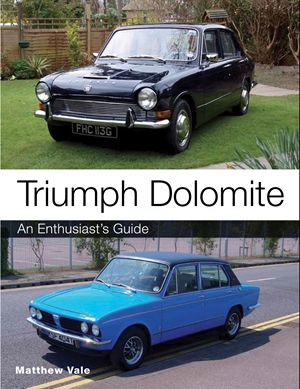 Triumph Dolomite An Enthusiast's Guide