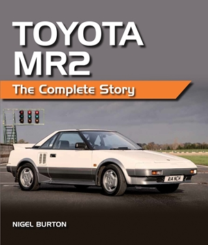 Toyota MR2 The Complete Story