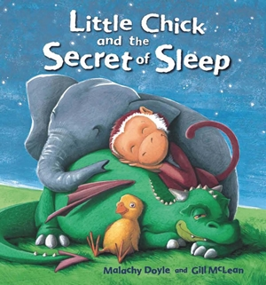 Storytime: Little Chick and the Secret of Sleep