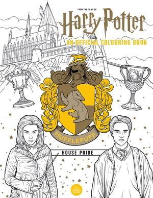 Harry Potter: Hufflepuff House Pride