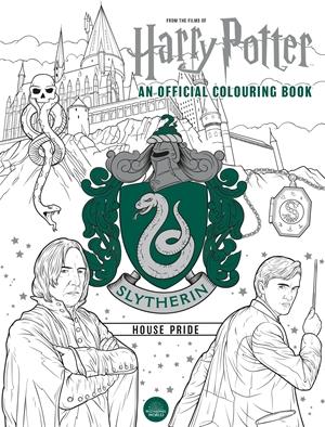 Harry Potter: Slytherin House Pride